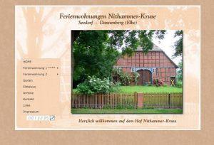 Ferienwohnungen A. Nithammer-Kruse